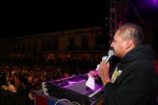 Raúl López, Sonido Sonorámico