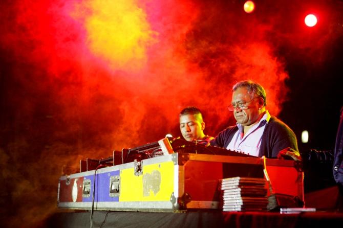 Manuel López, Sonido Sonorámico